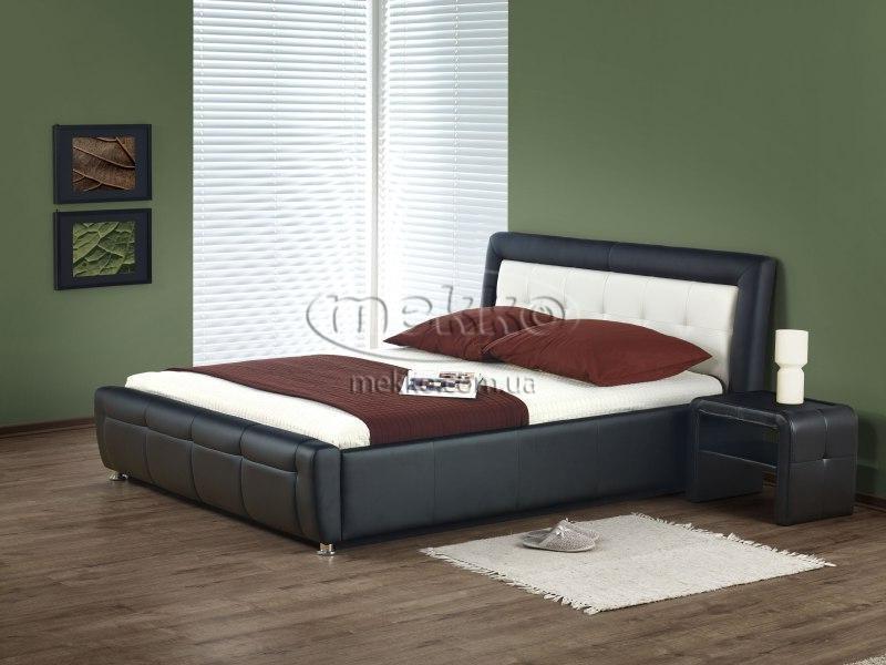 """Ліжко з підйомним механізмом """"SAMANTA P"""" (1840х2220х940мм) Halmar (Халмар)  Луцьк"""