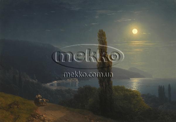 Картина Кримське узбережжя в місячному світлі, І.К. Айвазовський  Луцьк