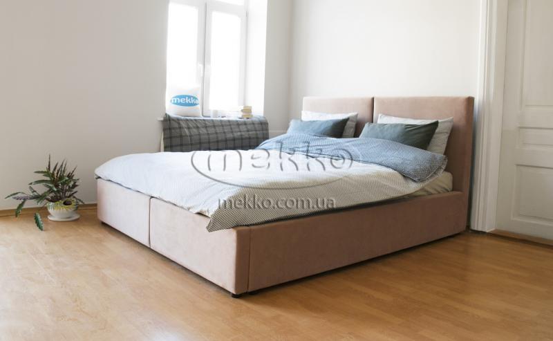 М'яке ліжко Enzo (Ензо) фабрика Мекко  Луцьк