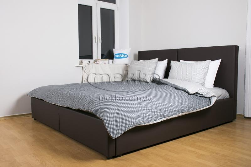 М'яке ліжко Enzo (Ензо) фабрика Мекко  Луцьк-7