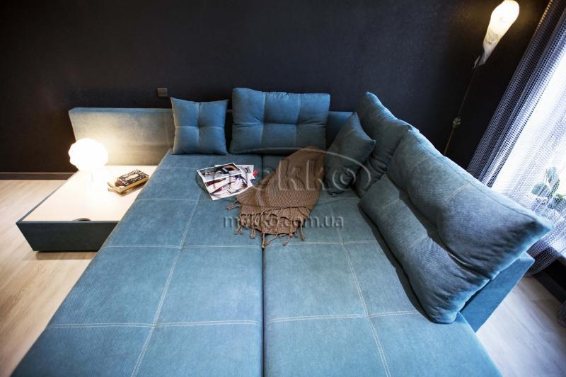 Кутовий диван з поворотним механізмом (Mercury) Меркурій ф-ка Мекко (Ортопедичний) - 3000*2150мм  Луцьк-3