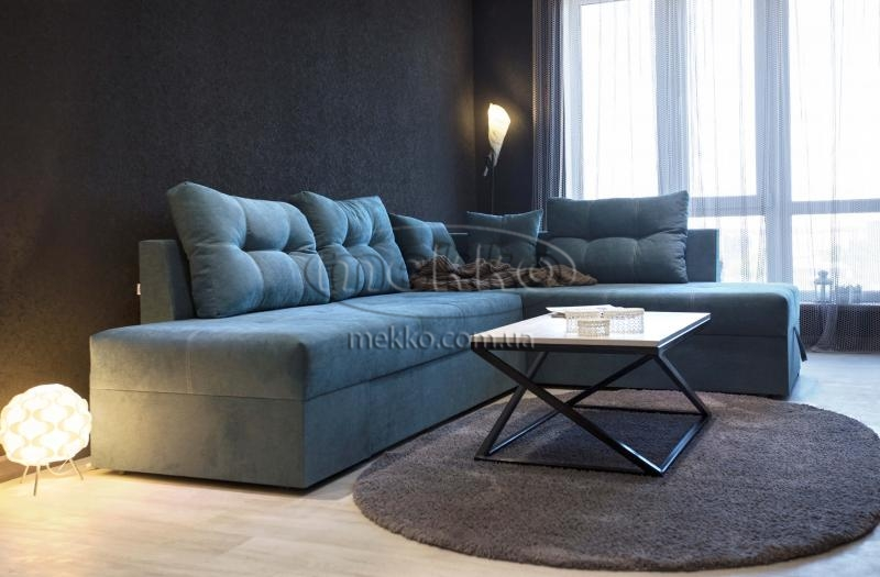 Кутовий диван з поворотним механізмом (Mercury) Меркурій ф-ка Мекко (Ортопедичний) - 3000*2150мм  Луцьк