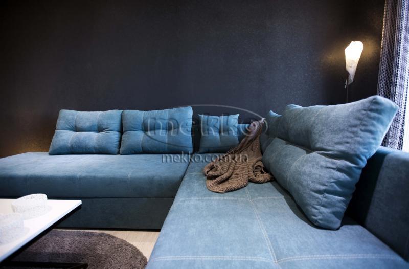 Кутовий диван з поворотним механізмом (Mercury) Меркурій ф-ка Мекко (Ортопедичний) - 3000*2150мм  Луцьк-5