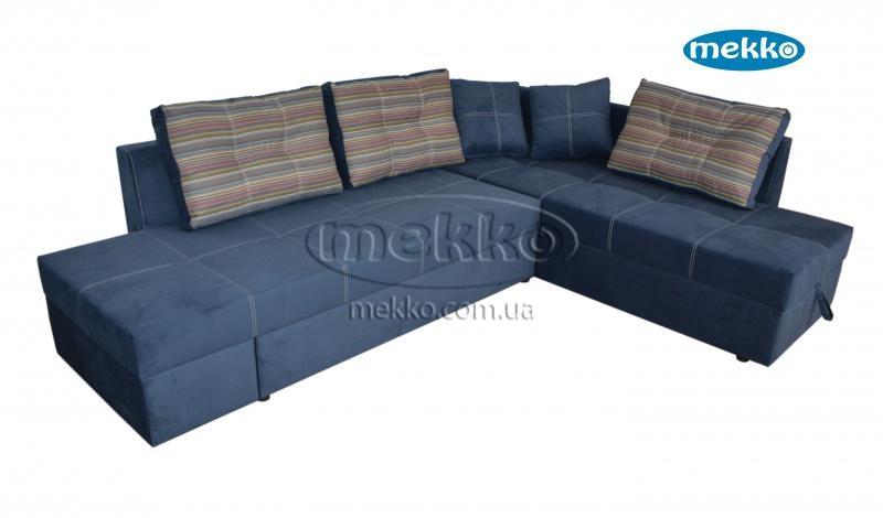 Кутовий диван з поворотним механізмом (Mercury) Меркурій ф-ка Мекко (Ортопедичний) - 3000*2150мм  Луцьк-13