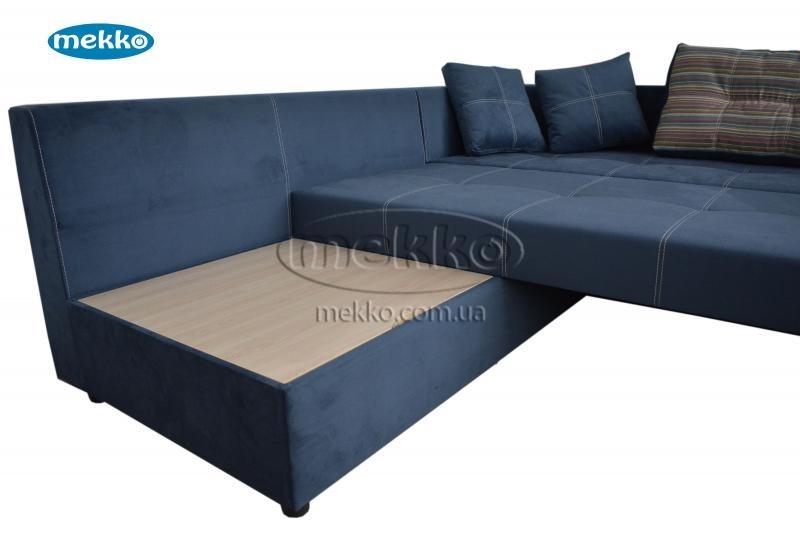Кутовий диван з поворотним механізмом (Mercury) Меркурій ф-ка Мекко (Ортопедичний) - 3000*2150мм  Луцьк-17