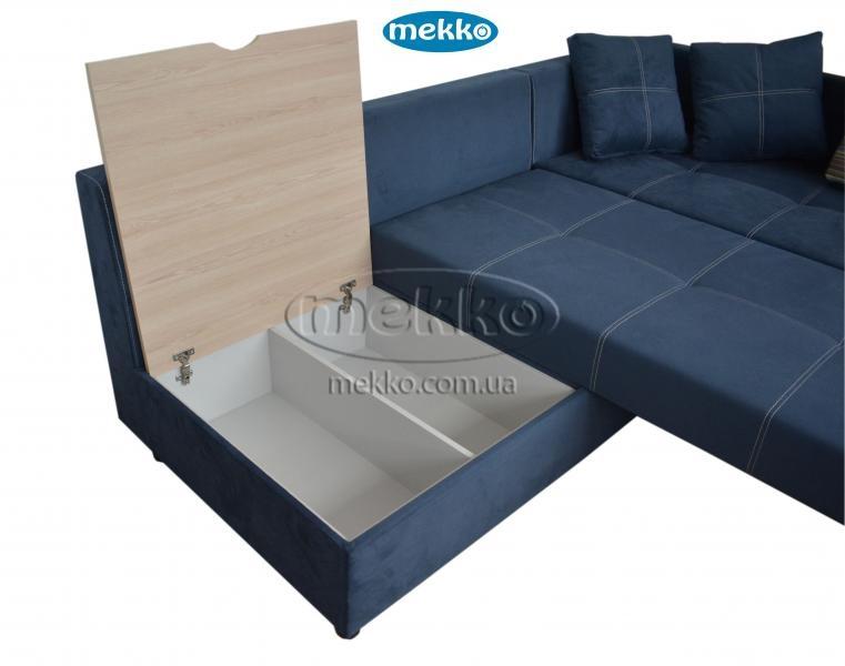 Кутовий диван з поворотним механізмом (Mercury) Меркурій ф-ка Мекко (Ортопедичний) - 3000*2150мм  Луцьк-18