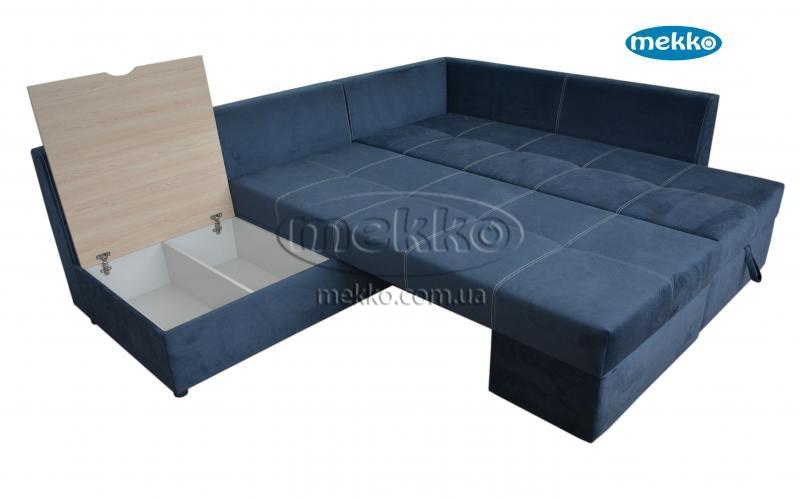 Кутовий диван з поворотним механізмом (Mercury) Меркурій ф-ка Мекко (Ортопедичний) - 3000*2150мм  Луцьк-19