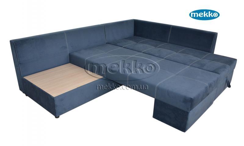 Кутовий диван з поворотним механізмом (Mercury) Меркурій ф-ка Мекко (Ортопедичний) - 3000*2150мм  Луцьк-16