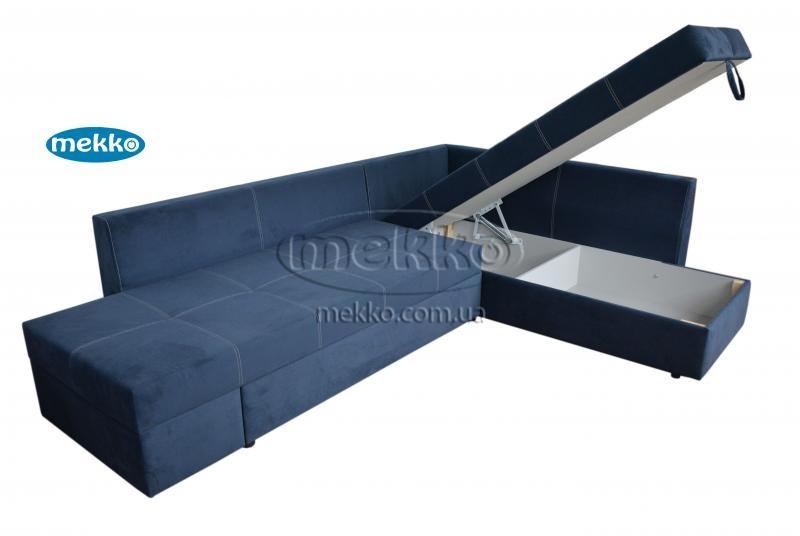 Кутовий диван з поворотним механізмом (Mercury) Меркурій ф-ка Мекко (Ортопедичний) - 3000*2150мм  Луцьк-14