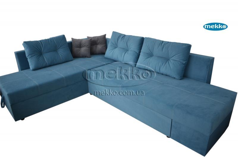 Кутовий диван з поворотним механізмом (Mercury) Меркурій ф-ка Мекко (Ортопедичний) - 3000*2150мм  Луцьк-10