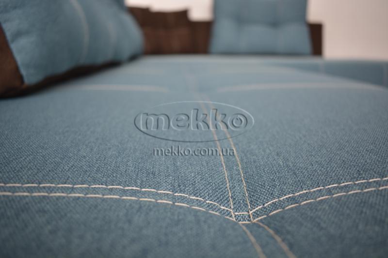 Кутовий диван з поворотним механізмом (Mercury) Меркурій ф-ка Мекко (Ортопедичний) - 3000*2150мм  Луцьк-9