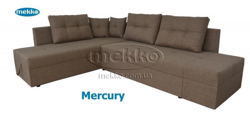 Кутовий диван з поворотним механізмом (Mercury) Меркурій ф-ка Мекко (Ортопедичний) - 3000*2150мм  Луцьк-12