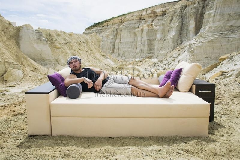 Ортопедичний кутовий диван Cube Shuttle NOVO (Куб Шатл Ново) ф-ка Мекко (2,65*1,65м)  Луцьк-9