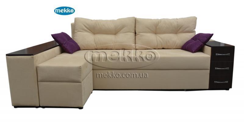 Ортопедичний кутовий диван Cube Shuttle NOVO (Куб Шатл Ново) ф-ка Мекко (2,65*1,65м)  Луцьк-12