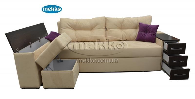 Ортопедичний кутовий диван Cube Shuttle NOVO (Куб Шатл Ново) ф-ка Мекко (2,65*1,65м)  Луцьк-13