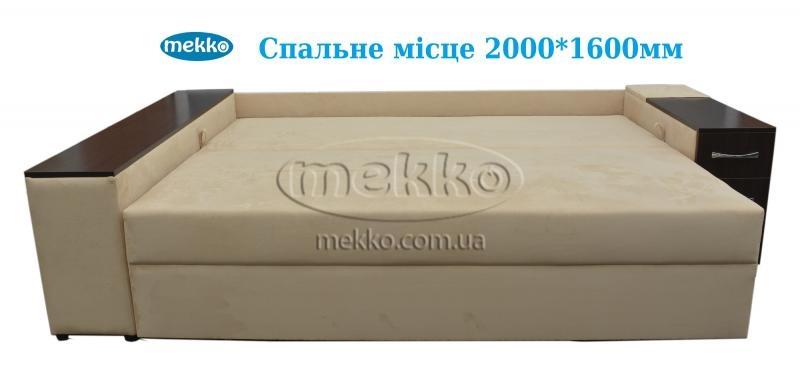 Ортопедичний кутовий диван Cube Shuttle NOVO (Куб Шатл Ново) ф-ка Мекко (2,65*1,65м)  Луцьк-16